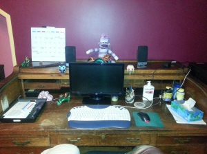 My desktop.